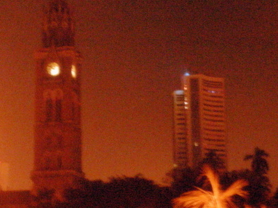 Rajabai Tower And Phiroze Jeejeebhoy Towers