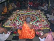 Mundkur Sri Chakra Puja