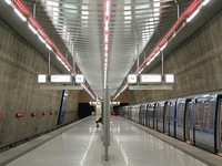 Mangfallplatz Station
