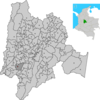 Location Of The Town