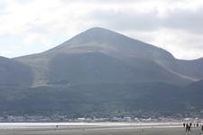 Slieve Donard From Murlough Beach
