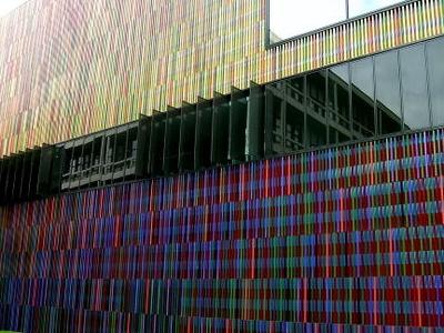 Museum  Brandhorst  Fassade