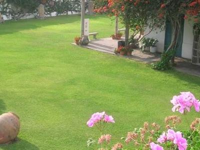 Museum Larco Garden