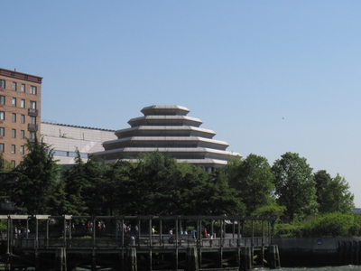 The Pagoda-Like Structure Of The Museum