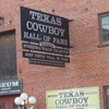 Entrance To The Texas Cowboy Hall Of Fame