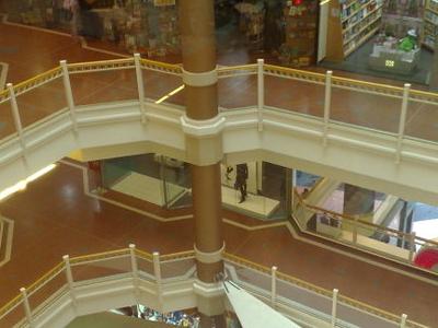 Myer Centre    Inside