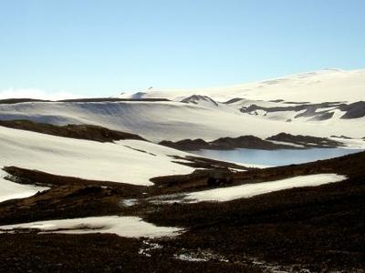 The Mýrdalsjökull Glacier