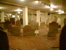 The Crypt At Center Church-on-the-Green