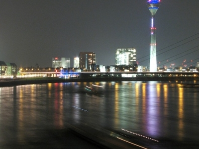 Düsseldorf Is The Capital Of North Rhine-Westphalia