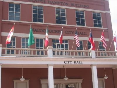 Nacogdoches   City  Hall