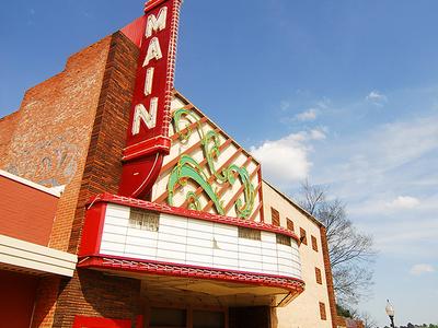 Nacogdoches Theatre