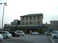 Nagahama Station