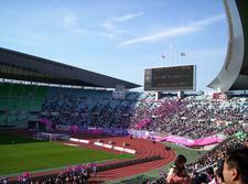Nagai Stadium - View