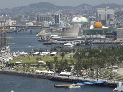 Nagasakis Vibrant Waterfront