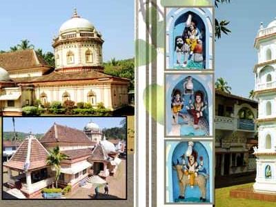 Nagueshi Temple, Ponda, Goa