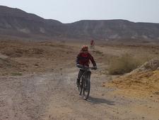 Nahal Hemar Cave Site - Wadi - Israel
