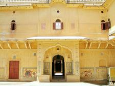 Nahargarh Fort Compound