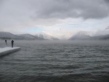 Nahsukin Mountain - Glacier - USA