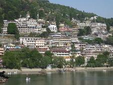 Nainital - From Naini Lake