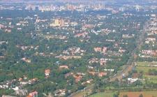 Nairobi Aerial Photo