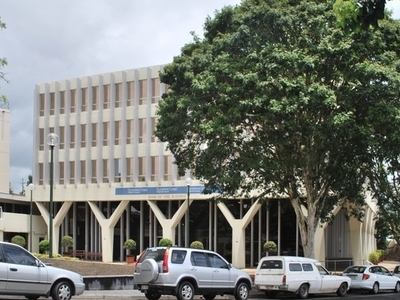 Nambour's Sunshine Coast Regional Council Offices
