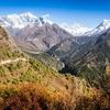 Namche Bazaar Landscape - Nepal