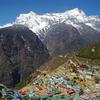 Namche Bazaar Top View - Nepal