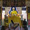 Namgyal Gompa Interiors