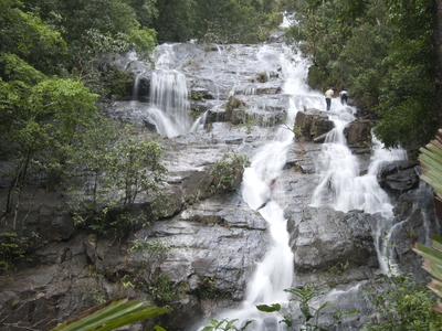 Namtok Ngao National Park Waterfall
