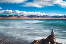 Namtso Lake & Zhaxi Island In Tibet