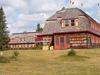 Naniboujou  Lodge From  S E