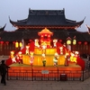 Nanjing Confucius Temple Lantern Festival