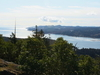Nanoose Bay From Notch Hill