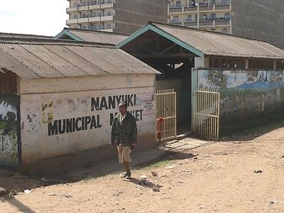 Nanyuki Municipal Market