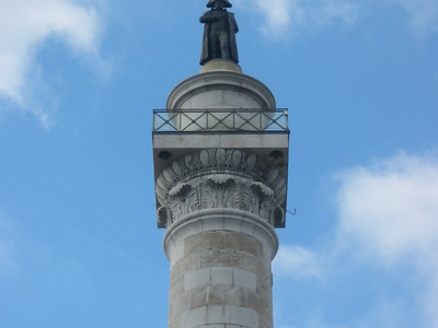 Column Of The Grande Armee