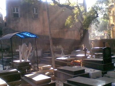 Narayanguda Cemetery
