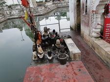 Narmada Kund At Amarkantak