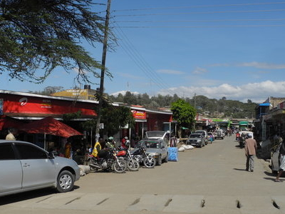 Narok -  Last Town Before Mara