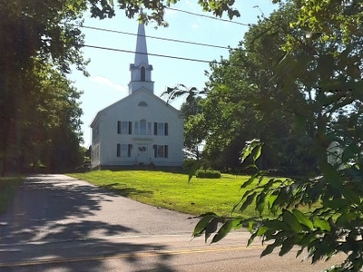 Narragansett  Trail     First  Baptist  Church On  Pendleton  H
