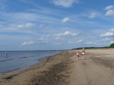 Narva-Jõesuu Beach