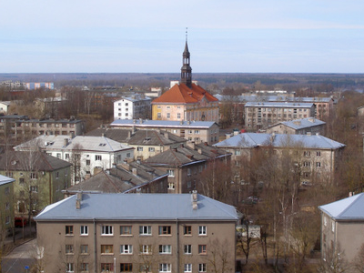 Narva Old Town  2 0 0 9