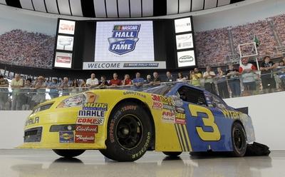 NASCAR Chevy3