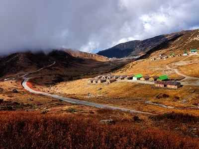 Nathang Valley - Sikkim