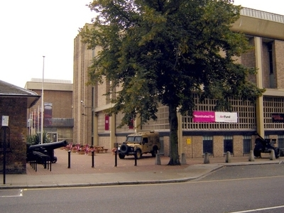 National Army Museum From Royal Hospital Road