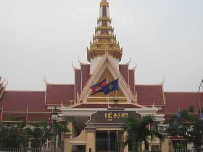 National Assembly ,Phnom Penh