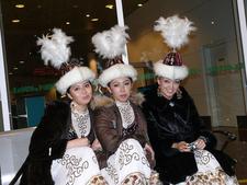 National Costumes Of Kazakhstan