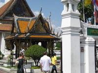 Bangkok Museu Nacional