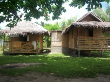 Native Nipa Huts Cottages