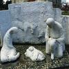 Nativity Scene Sculpture In Bariloche - Patagonia
