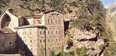 Nauders Fortress, Tyrol,